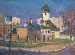 Victor Onyshchenko - Church in Kiev