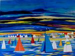 Tom Lund-Lack - Sunday Regatta