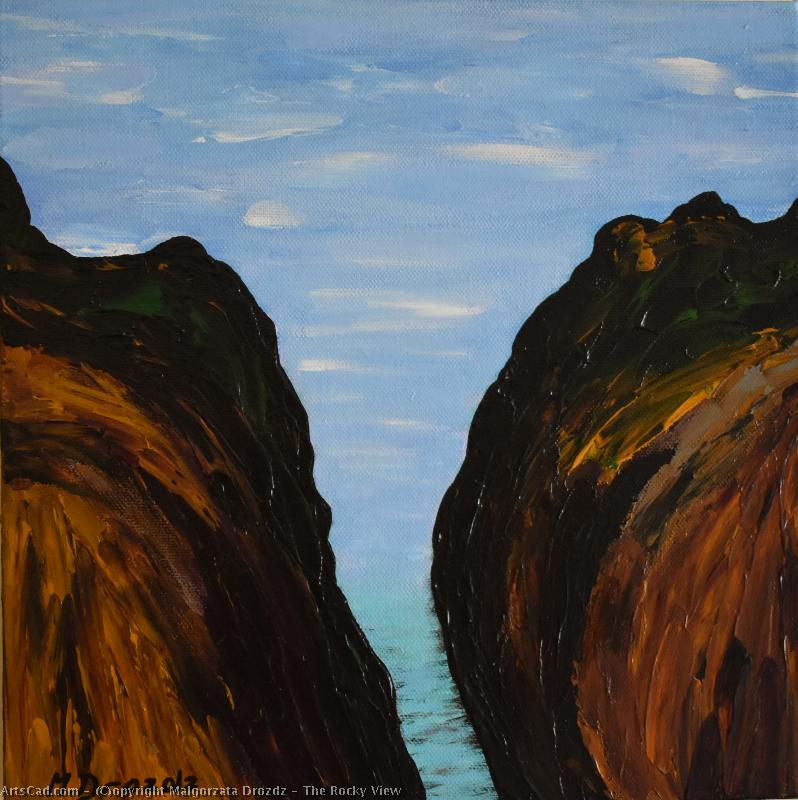 Artwork >> Malgorzata Drozdz >> The Rocky View