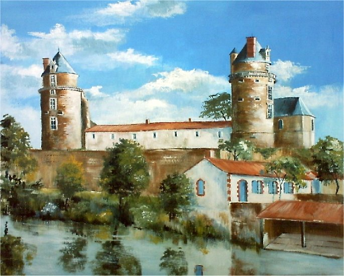Artwork >> Jean-Claude Mogat >> Apremont