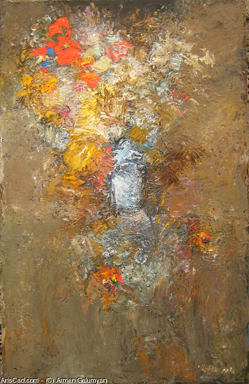 Artwork >> Armen Galumyan >> Flowers