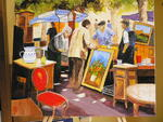 Martine Bucciarelli - THE FLEA MARKET