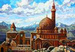 Sergey Volkov - The mosque in the mountains
