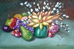 Arney Cardenas - fruit and cottons