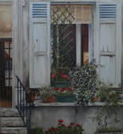 Marie-Claire Houmeau - Window Beautiful city